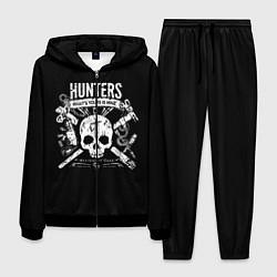 Костюм мужской Hunters: What Yours is Mine цвета 3D-черный — фото 1
