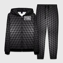 Костюм мужской PUBG: Carbon Style цвета 3D-черный — фото 1