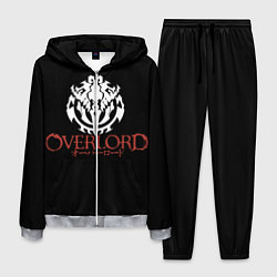 Костюм мужской Overlord цвета 3D-меланж — фото 1