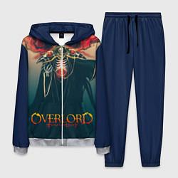 Костюм мужской Momonga Overlord цвета 3D-меланж — фото 1