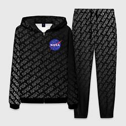 Костюм мужской NASA: Dark Space цвета 3D-черный — фото 1