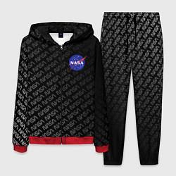 Костюм мужской NASA: Dark Space цвета 3D-красный — фото 1