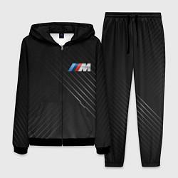 Костюм мужской BMW M цвета 3D-черный — фото 1