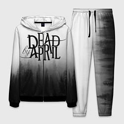 Костюм мужской Dead by April цвета 3D-черный — фото 1