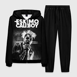 Костюм мужской Eskimo Callboy цвета 3D-черный — фото 1