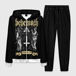 Костюм мужской Behemoth: Satanist цвета 3D-белый — фото 1