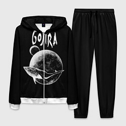 Костюм мужской Gojira: Space цвета 3D-белый — фото 1