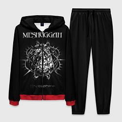Костюм мужской Meshuggah: Chaosphere цвета 3D-красный — фото 1