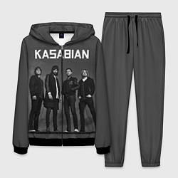 Костюм мужской Kasabian: Boys Band цвета 3D-черный — фото 1