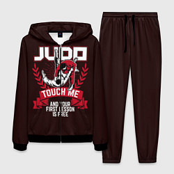 Костюм мужской Judo: Touch Me цвета 3D-черный — фото 1