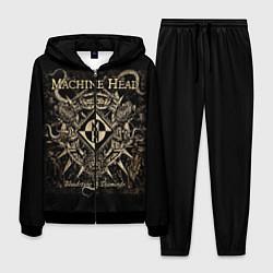 Костюм мужской Machine Head цвета 3D-черный — фото 1