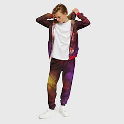 Костюм мужской Lil Peep ART цвета 3D-красный — фото 2