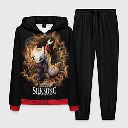Костюм мужской Hollow Knight: Silksong цвета 3D-красный — фото 1