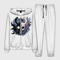 Костюм мужской Hollow Knight цвета 3D-белый — фото 1