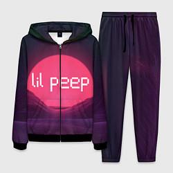 Костюм мужской Lil peepLogo цвета 3D-черный — фото 1