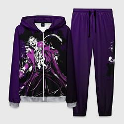 Костюм мужской Joker Jokes цвета 3D-меланж — фото 1