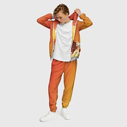 Костюм мужской Kylo Ren цвета 3D-меланж — фото 2