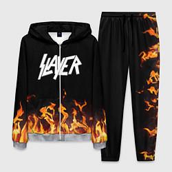 Костюм мужской Slayer цвета 3D-меланж — фото 1