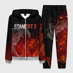 Костюм мужской STANDOFF 2 цвета 3D-меланж — фото 1