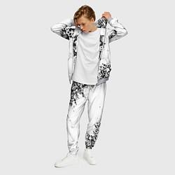 Костюм мужской My Chemical Romance цвета 3D-меланж — фото 2