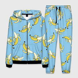 Костюм мужской Banana art цвета 3D-черный — фото 1