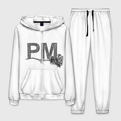 Костюм мужской Payton Moormeier цвета 3D-белый — фото 1