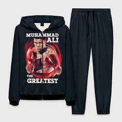 Костюм мужской Muhammad Ali цвета 3D-черный — фото 1