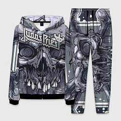 Костюм мужской Judas Priest цвета 3D-черный — фото 1
