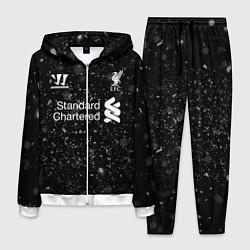 Костюм мужской Liverpool цвета 3D-белый — фото 1