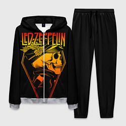 Костюм мужской Led Zeppelin цвета 3D-меланж — фото 1