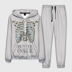 Костюм мужской Supernatural Hunter Inside цвета 3D-меланж — фото 1