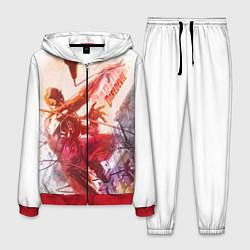Костюм мужской Daredevil цвета 3D-красный — фото 1