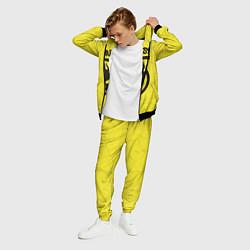 Костюм мужской The Offspring цвета 3D-черный — фото 2