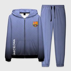 Костюм мужской Barcelona цвета 3D-черный — фото 1