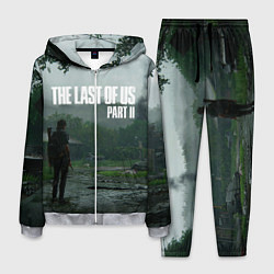 Костюм мужской The last of Us 2 цвета 3D-меланж — фото 1