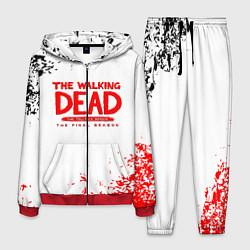 Костюм мужской Ходячие мертвецы цвета 3D-красный — фото 1