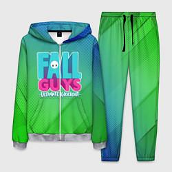Костюм мужской FALL GUYS цвета 3D-меланж — фото 1