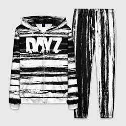 Костюм мужской DayZ цвета 3D-белый — фото 1