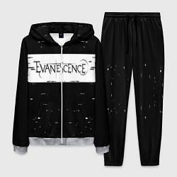 Костюм мужской Evanescence цвета 3D-меланж — фото 1