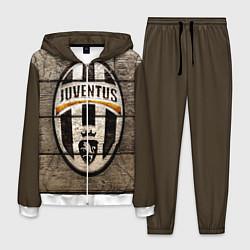 Костюм мужской Juventus цвета 3D-белый — фото 1