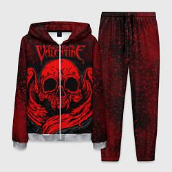 Костюм мужской BFMV: Red Skull цвета 3D-меланж — фото 1
