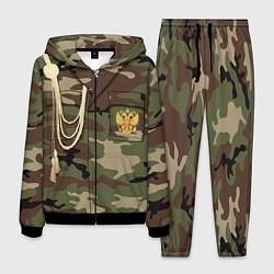 Костюм мужской Униформа дембеля цвета 3D-черный — фото 1