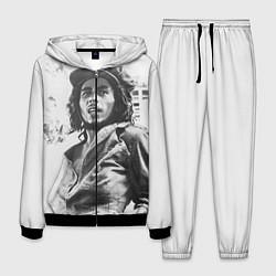 Костюм мужской Молодой Боб Марли цвета 3D-черный — фото 1