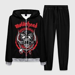 Костюм мужской Motorhead цвета 3D-меланж — фото 1