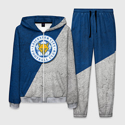 Костюм мужской Leicester City FC цвета 3D-меланж — фото 1