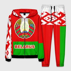 Костюм мужской Belarus Patriot цвета 3D-черный — фото 1