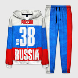 Костюм мужской Russia: from 38 цвета 3D-белый — фото 1