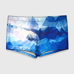 Мужские плавки Абстракция цвета 3D — фото 1