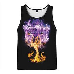 Майка-безрукавка мужская Deep Purple: Phoenix Rising цвета 3D-черный — фото 1