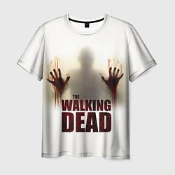 Футболка мужская Walking Dead Shadow цвета 3D — фото 1